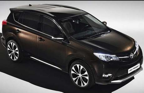 Toyota RAV4 Redesign Schedule | Auliamoto - Best ...