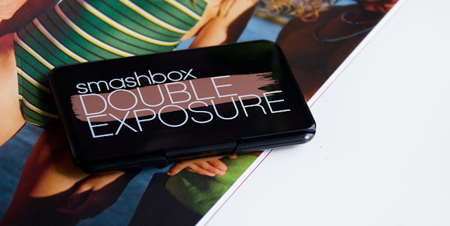 eyeshadow palette Smashbox Double Exposure Mini
