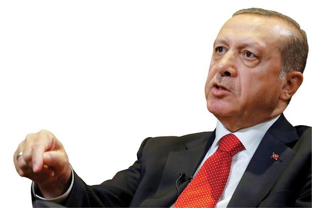 Ο Ερντογάν είναι πραγματική απειλή για Ελλάδα και Ευρώπη