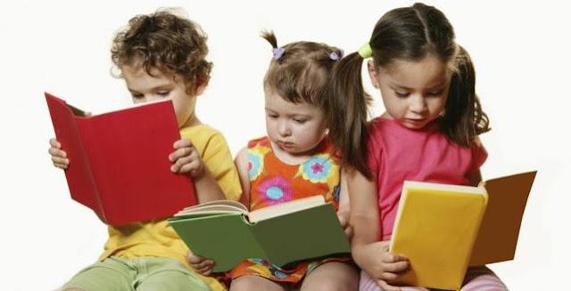 Cara Mengajari Anak 5 Tahun Membaca