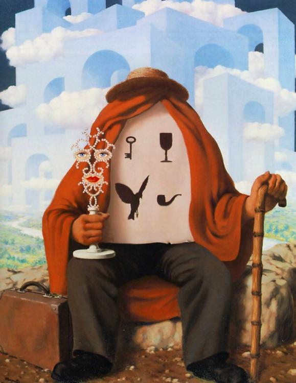 Surreal Art: René Magritte
