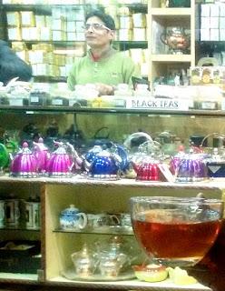 Tea at Nathmulls, Darjeeling
