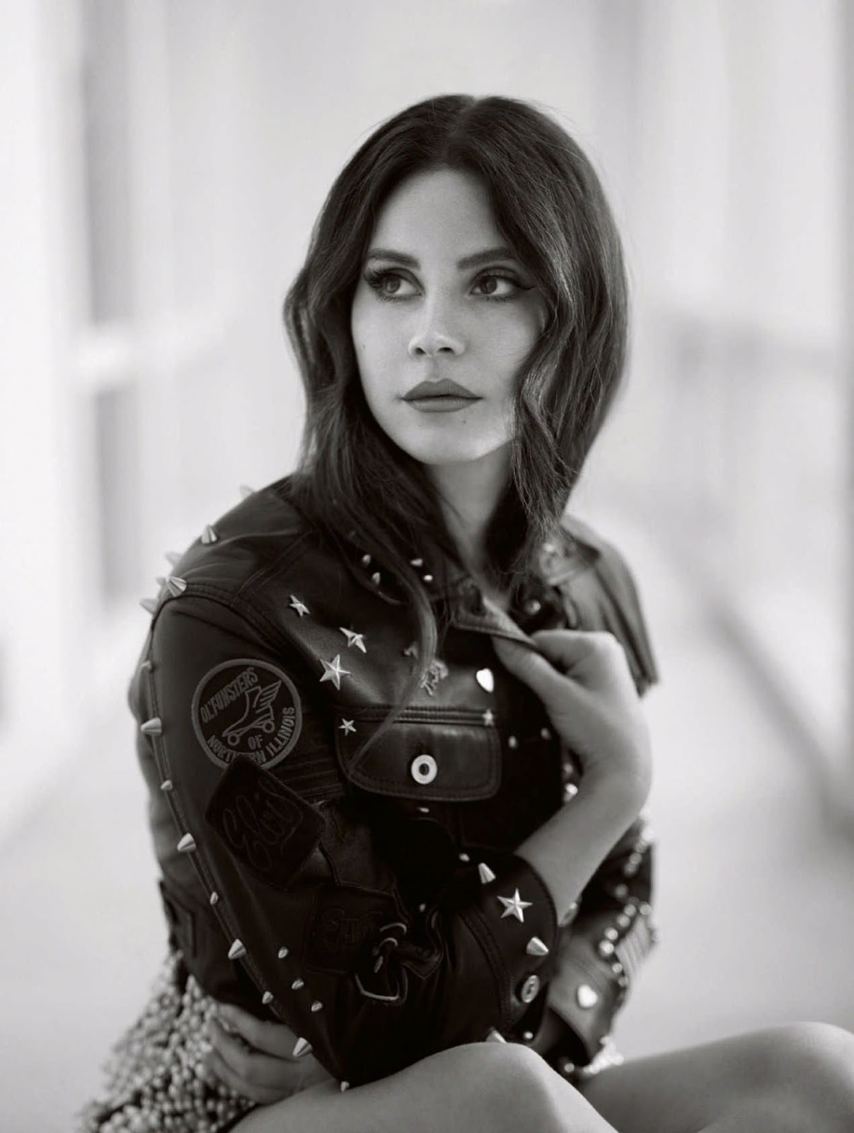 Lana Del Rey By Chris Nicholls For Fashion Magazine: Duchess Dior: Lana Del Rey By Thomas Whiteside For ELLE UK