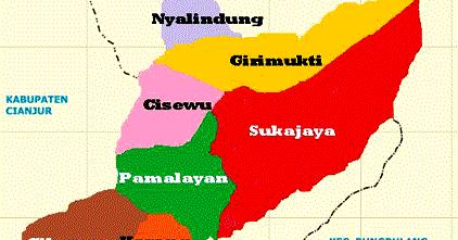 Daftar Desa di Kecamaan Cisewu Serta Potensi yang Di ...