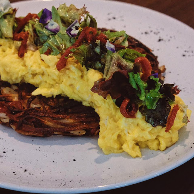 Lup Cheong Rosti