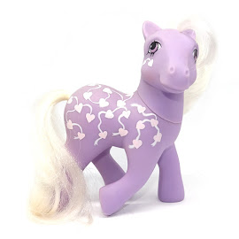 My Little Pony Love Melody Year Five Twice as Fancy Ponies G1 Pony