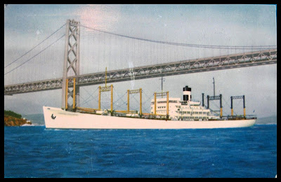 SS Pacific Transport in San Francisco