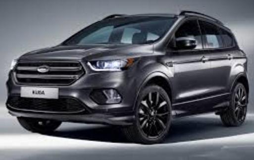 2017 Ford Kuga Design