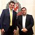 Presidente da Aprecesp, prefeito cumpre agenda na Assembleia Legislativa de SP