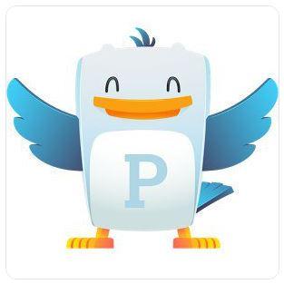 تطبيق بديل تويتر نسخة خفيفة