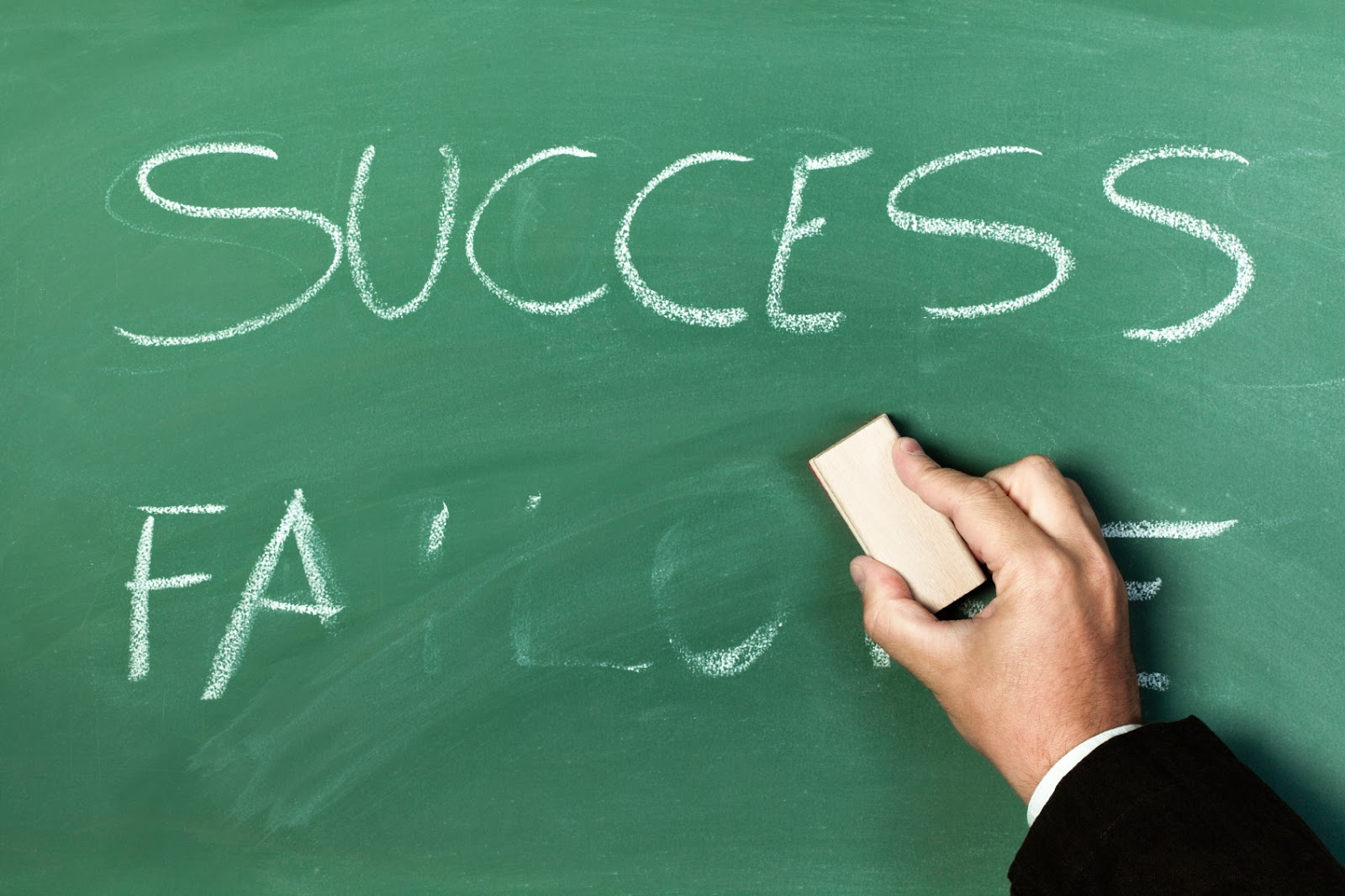 15 Alasan Mengapa Anda Masih Jauh Dari Sukses