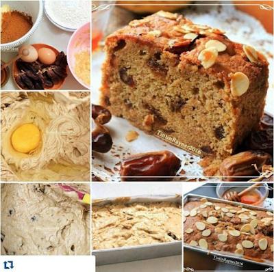 Gambar, Photo, Instagram Resep Cake Kurma Tanpa Telur