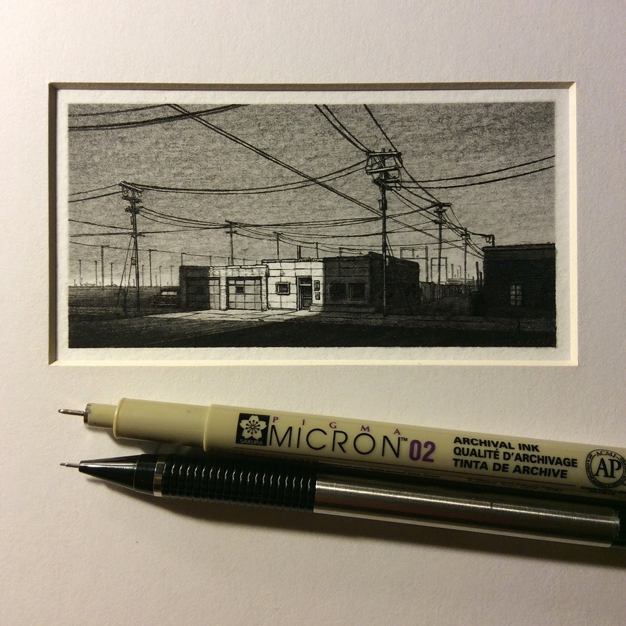 04-Taylor-Mazerhas-Miniature-Pencil-and-Ink-Drawings-with-a-lot-of-Detail-www-designstack-co