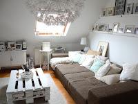 Shabby Einrichtung Wohnzimmer