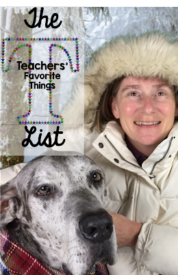"Like ""The O List"" of Oprah's Favorite Things, It's ""The T List"" - Teachers' Favorite Things!  Check out this list of Teacher Must Have Supplies and Wish List Items!  Some are cute, some are cheap and some are essential!  #holiday #Christmas #favoritethings #teacherwishlist"