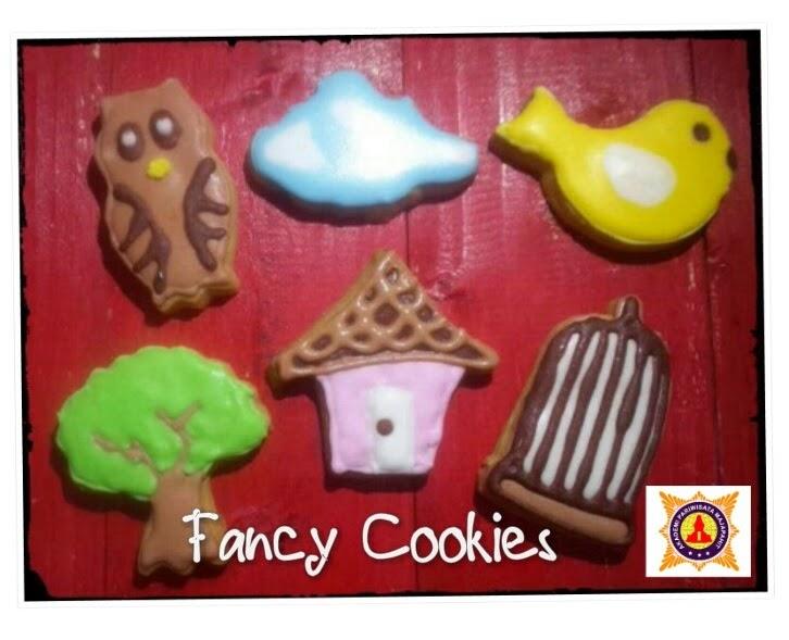 "Advanced Pastry Class ""Cookies"" ~ Resep Masakan - Cara"