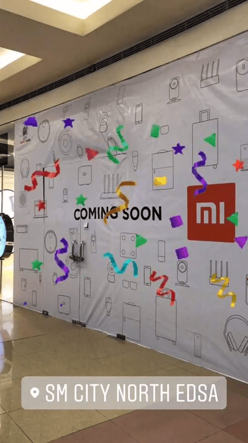 Mi Authorized store to open in SM North Edsa