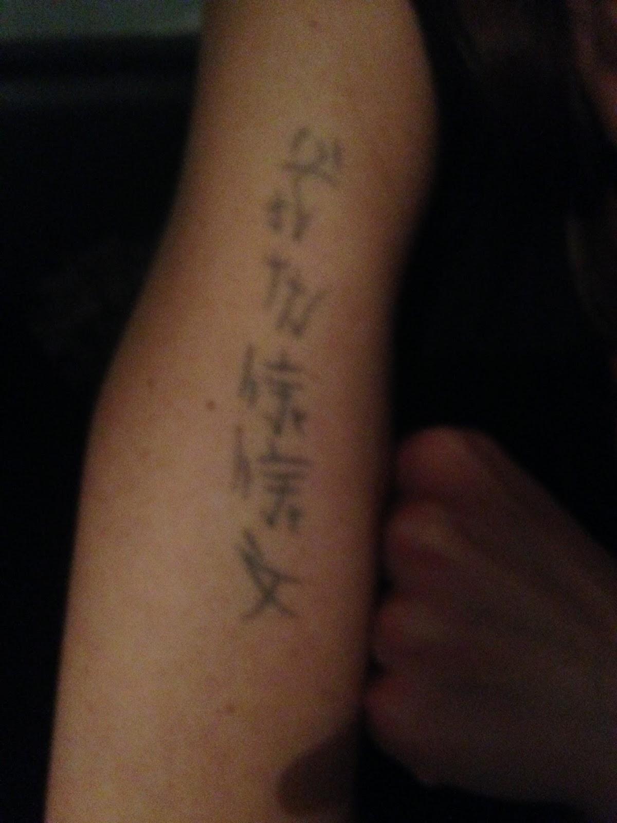 Chinese tattoo fail blog dating