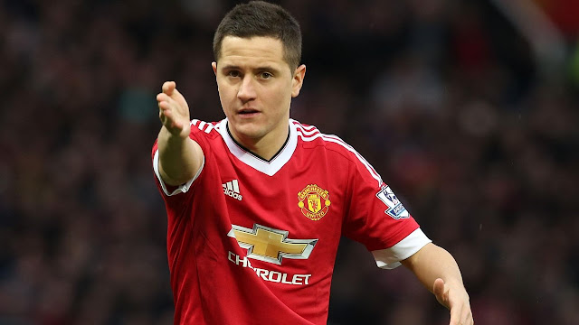 EPL: What Ander Herrera told Man United fans as he leaves Old Trafford