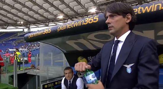 """INZAGHI conferenza stampa Udinese Lazio; """"Difesa a 4 o 5, Cataldi o Parolo al posto di Biglia.Patric ha recuperato. In attacco gioca.."""""""