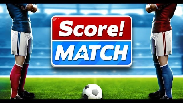 Game Sepak bola Android Score! Match