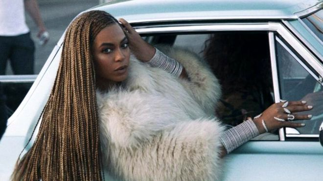 Beyonce's Lemonade is critics' top album of 2016