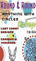 CHALLENGE #55 - ROUND AND ROUND