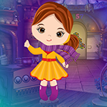 Games4king Nimble Girl Escape
