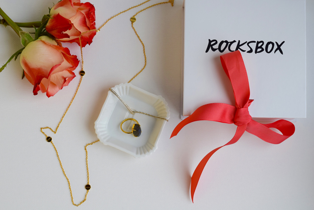 A Day In The Lalz; Rocksbox; Monthly Subscription; Jewelry; Accessories; Gorjana