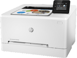 Download HP Color LaserJet Pro M254dw drivers