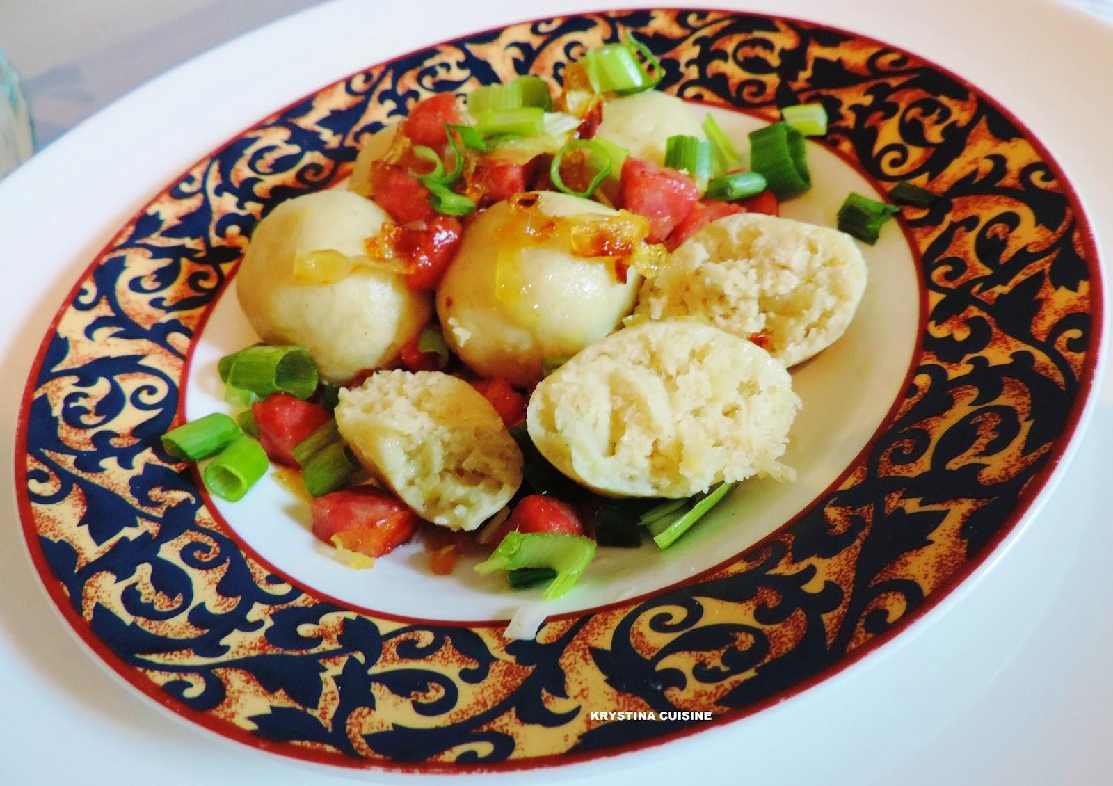 Krystina cuisine pyzy for Allez cuisine translation