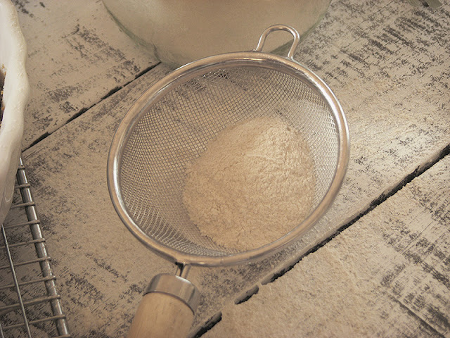 Recette de cuisine bio et facile avec des groseilles - le carnet sur l'étagère