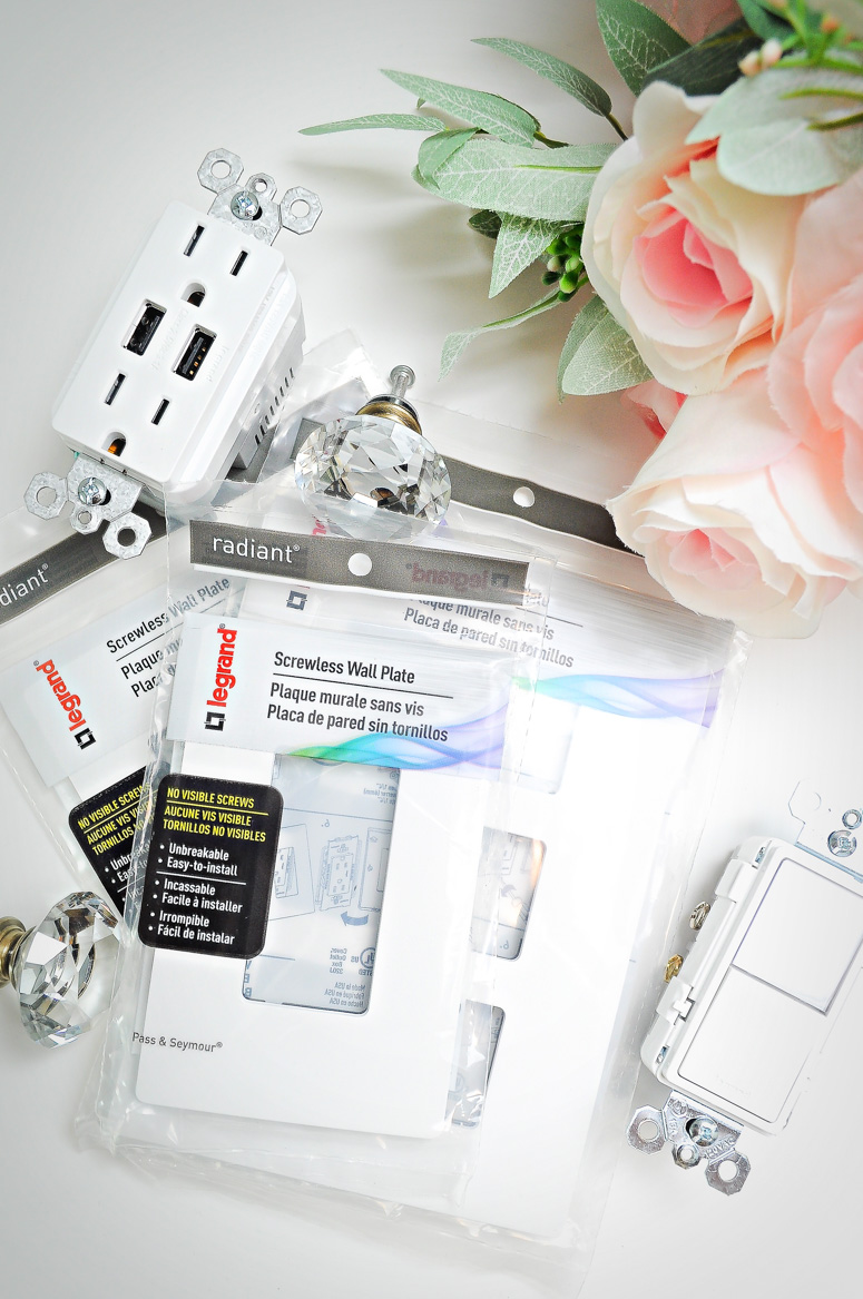 A review and thorough review of the installation of switches and outlets from the radiant collection by Legrand.