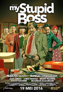 Download Film My Stupid Boss (2016)