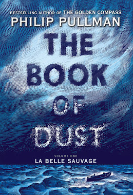 Philip Pullman's THE BOOK OF DUST - Cover