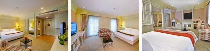 Kingston Suites Hotel Bangkok