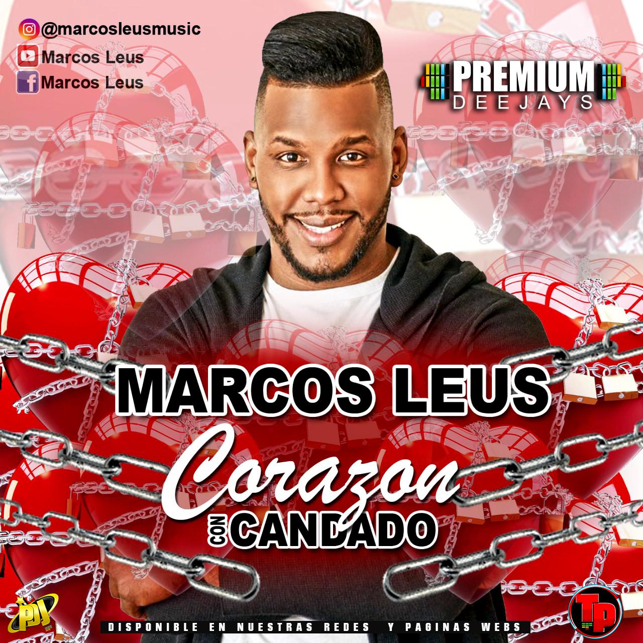 Nuevo!! Marcos Leus - Corazon Con Candado (Salsa ...