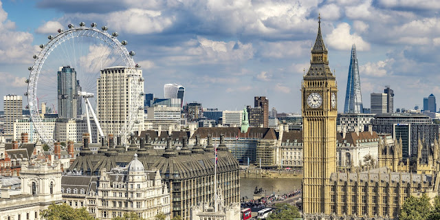 معالم لندن السياحية