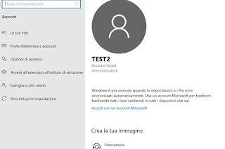Account Microsoft