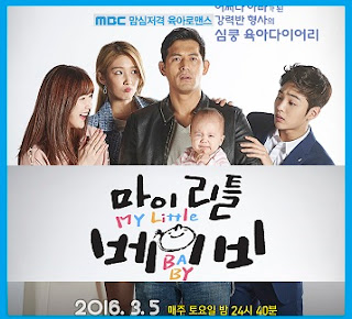 My Little Baby Korean Drama