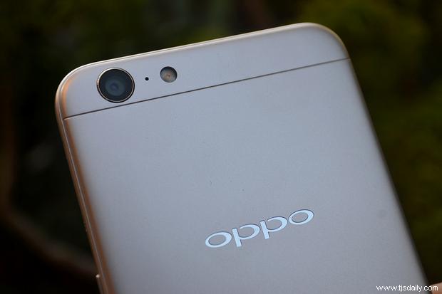 OPPO A39 camera