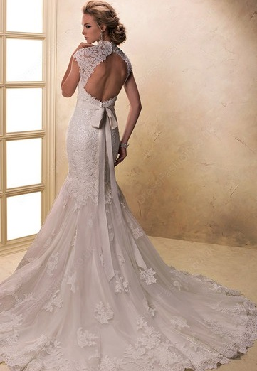 http://www.dressfashion.co.uk/product/cap-straps-trumpet-mermaid-v-neck-lace-sashes-ribbons-open-back-wedding-dress-00020369-4661.html/?utm_source=minipost&utm_medium=1174&utm_campaign=blog