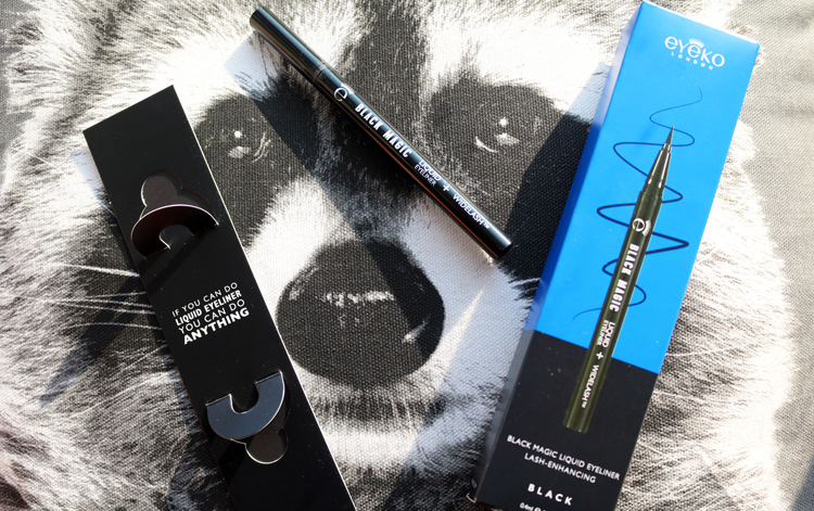 Eyeko Black Magic Liquid Eyeliner review