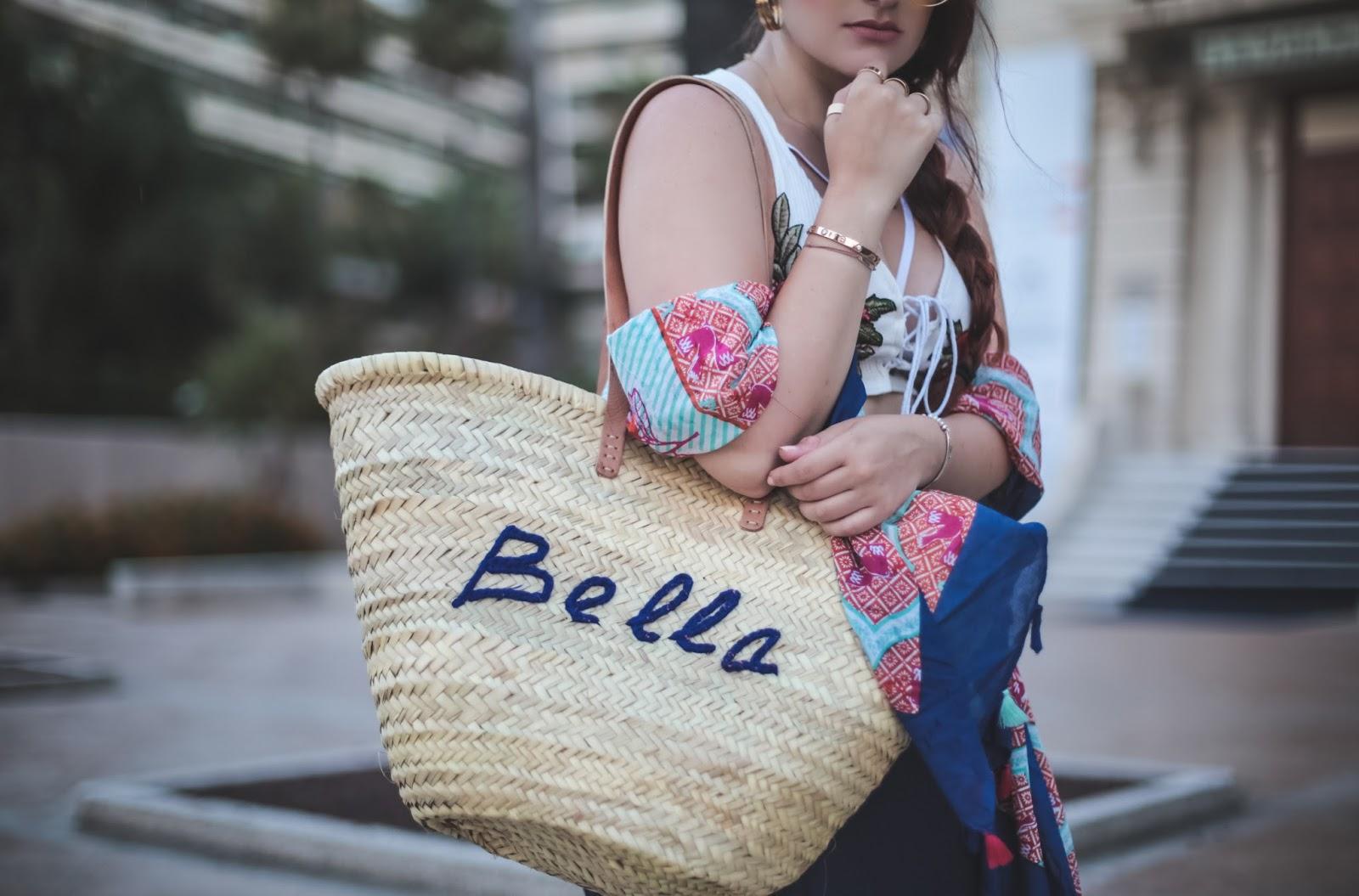 sac en osier Bella Jones