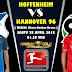 Agen Piala Dunia 2018 - Prediksi Hoffenheim vs Hannover 96 28 April 2018