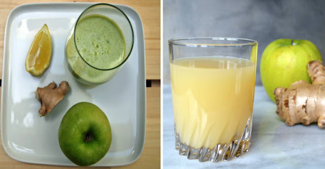 Scapă simplu de toxinele din colon, cu ajutorul acestui suc!