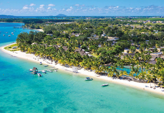 Beachcomber Trou aux Biches Mauritius, Ansicht