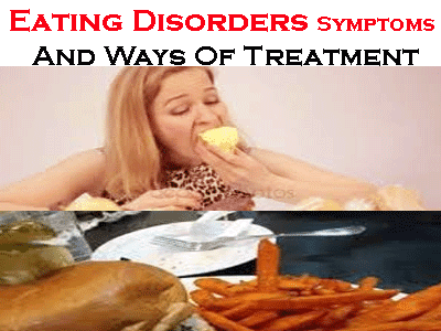 know the types of eating disorder