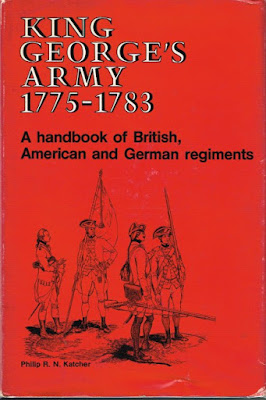 King George's army, 1775-1783