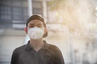 Definisi Pencemaran Udara